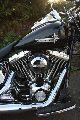 2001 Harley Davidson  FLSTC Heritage Softail \ Motorcycle Chopper/Cruiser photo 5