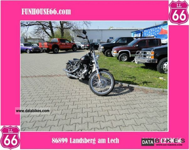 2000 Harley Davidson  FS2 Motorcycle Chopper/Cruiser photo