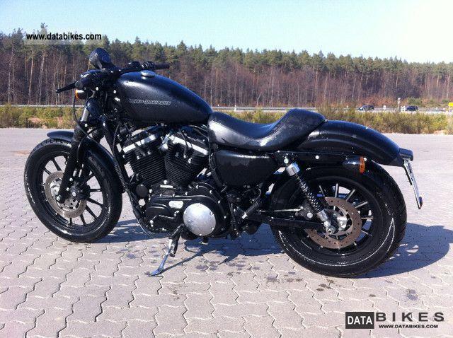Harley Davidson  Iron 883 2010 Chopper/Cruiser photo