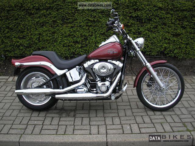 2006 Harley Davidson  FXSTC Motorcycle Chopper/Cruiser photo