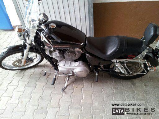 2006 Harley Davidson  xl 883c Motorcycle Chopper/Cruiser photo