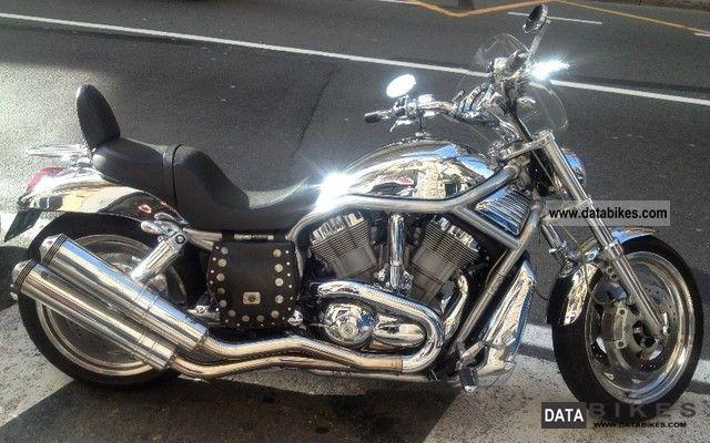 2006 Harley Davidson  VRSC Street Rod Motorcycle Chopper/Cruiser photo