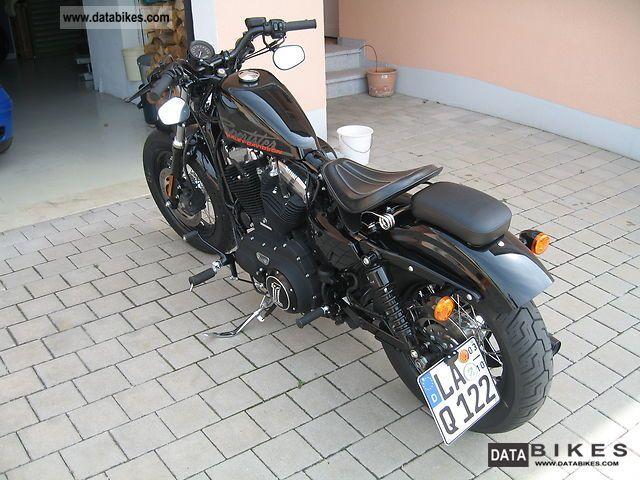 2011 Harley Davidson X Xl 1200 Sportster Fortyeight 48