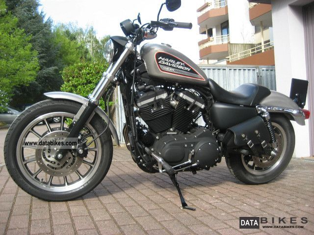 2007 Harley Davidson  Sportster 883R Motorcycle Chopper/Cruiser photo