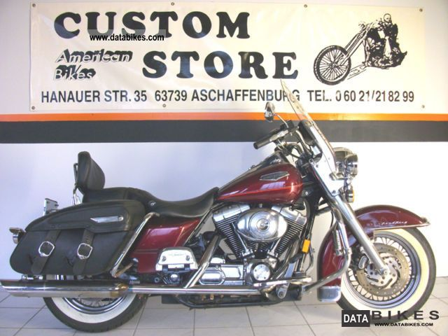 Harley Davidson  FLHRCI Road King Classic / 40 sh. Harley 2000 Chopper/Cruiser photo