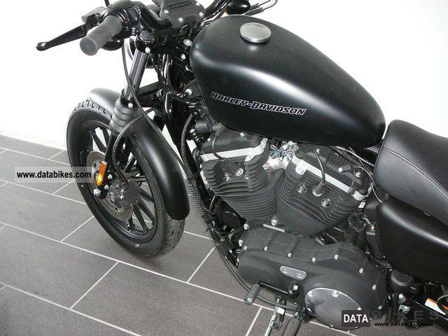 2011 Harley Davidson  XL 883 * N * Iron-black finish Motorcycle Chopper/Cruiser photo