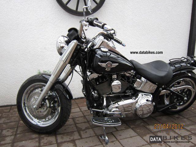 Harley Davidson  Fat Boy conversion 2011 Chopper/Cruiser photo