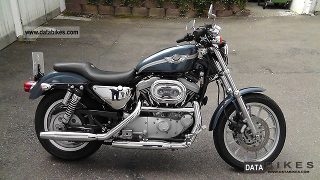 Harley Davidson  Sportster Sport 1200 2003 Chopper/Cruiser photo
