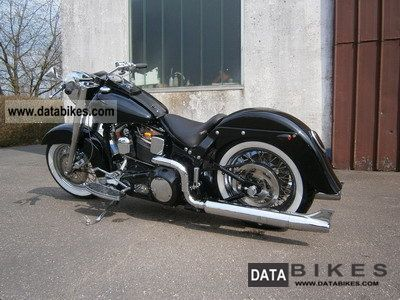 2011 Harley Davidson  Softail Motorcycle Chopper/Cruiser photo