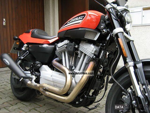 Harley Davidson  XR1200 2009 Naked Bike photo