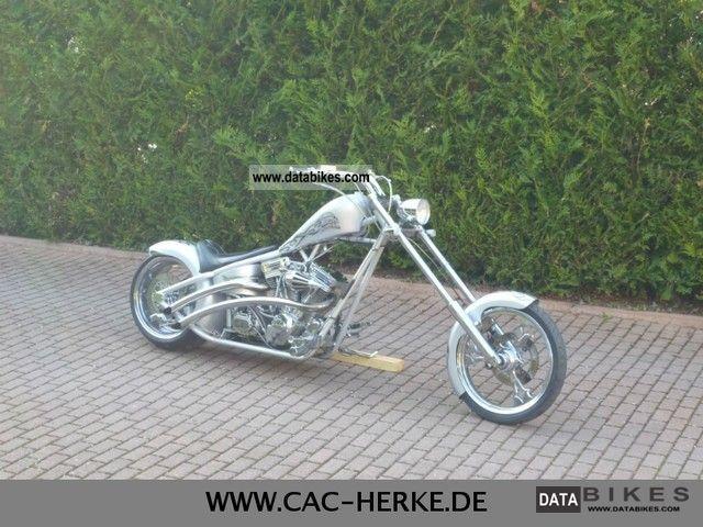 Harley Davidson  POWER CHOPPER - 124CI ENGINE TP 2012 Chopper/Cruiser photo