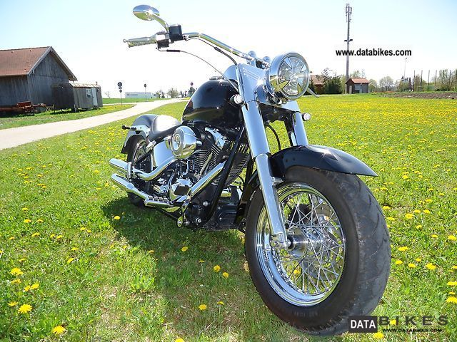 2011 Harley Davidson  FLSTC FAT BOY Motorcycle Chopper/Cruiser photo
