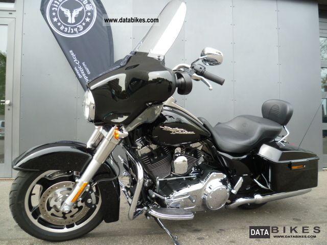 2008 Harley Davidson  FLHX Street Glide model 2009 (Touring) Motorcycle Chopper/Cruiser photo
