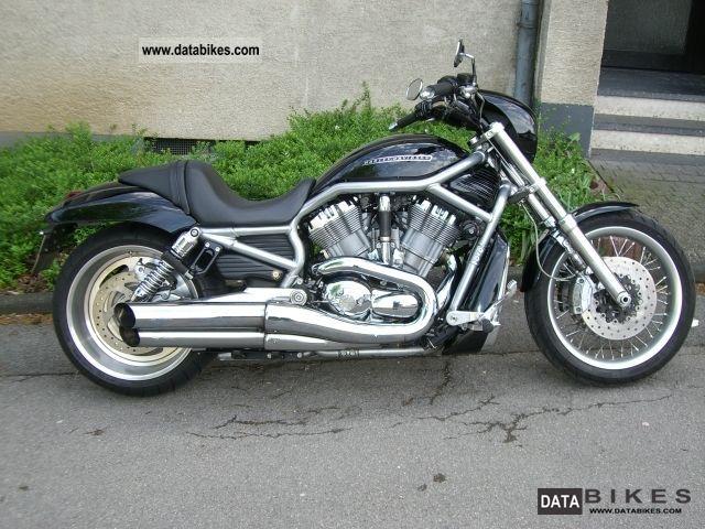 2008 Harley Davidson  VRSCAW V-ROD Motorcycle Chopper/Cruiser photo