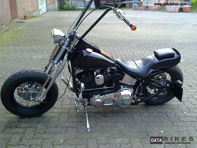 1994 Harley Davidson  springer softail Motorcycle Chopper/Cruiser photo