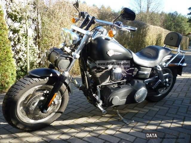 2010 Harley Davidson  Fat Bob Motorcycle Other photo