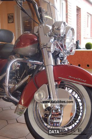 2004 Harley Davidson  Road King Motorcycle Chopper/Cruiser photo