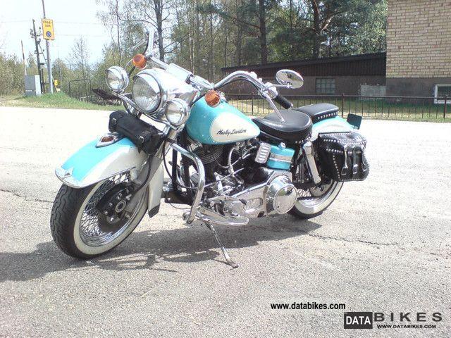 1976 Harley Davidson Fl 1200 Shovelhead