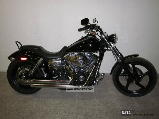 2011 Harley Davidson  FXDWG Dyna Wide Glide (Skull) Motorcycle Motorcycle photo