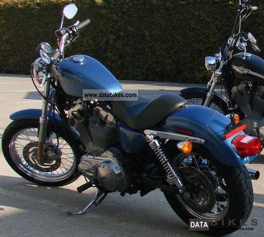 2005 Harley Davidson  Sportster Motorcycle Chopper/Cruiser photo