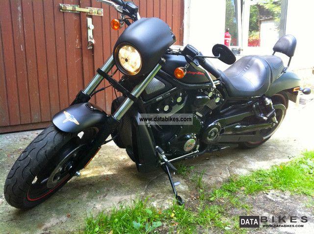Harley Davidson  v-rod night tax deductable 2010 Chopper/Cruiser photo