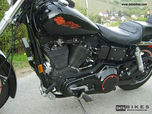 1991 Harley Davidson FXDB STURGIS
