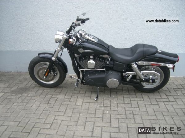 2007 Harley Davidson  DYNA FAT BOB Motorcycle Chopper/Cruiser photo