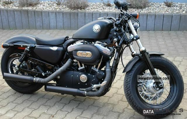 2011 Harley Davidson  Forty-eight (XL1200X) Motorcycle Motorcycle photo