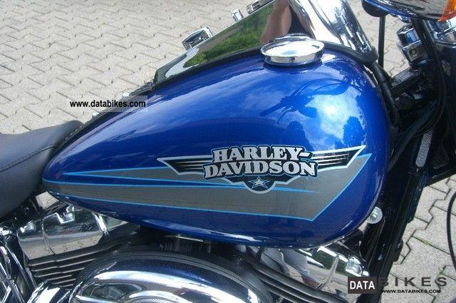 2008 harley davidson softail fat boy flstf fair weather vehicle