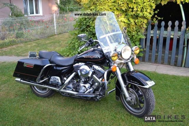 Harley Davidson  Road King mil 1600!!! 2001 Chopper/Cruiser photo