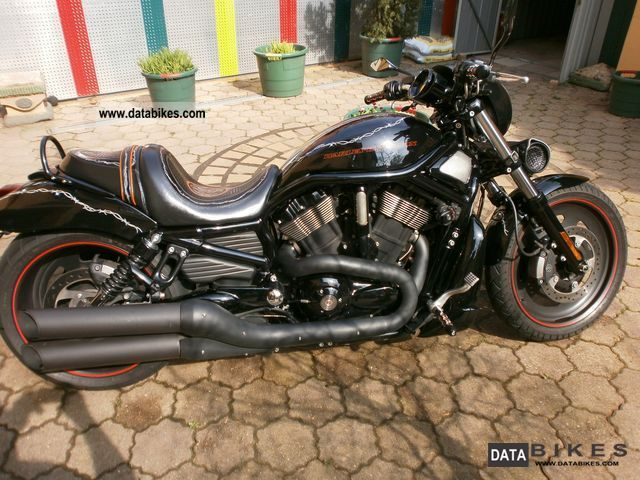 Harley Davidson  VRSCDXA 2007 Chopper/Cruiser photo