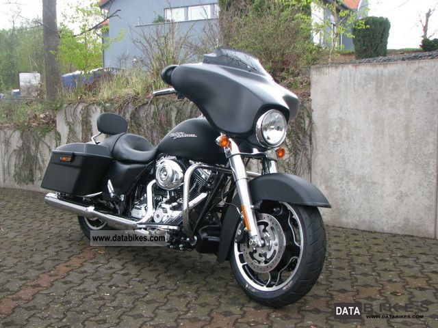 2012 Harley Davidson  FLHX Street Glide Motorcycle Tourer photo
