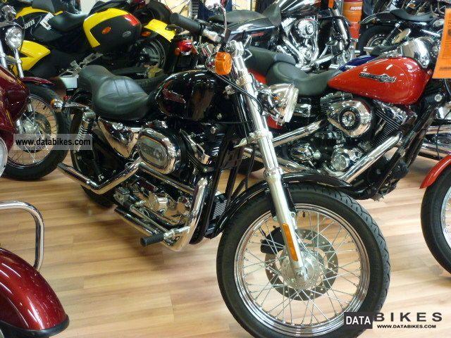 2001 Harley Davidson  XL1200 C carburators Motorcycle Chopper/Cruiser photo