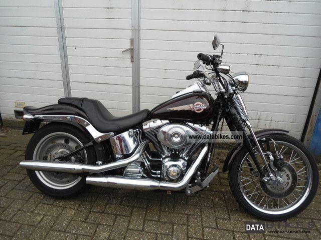 2006 Harley Davidson  FXSTS SPRINGER Motorcycle Chopper/Cruiser photo