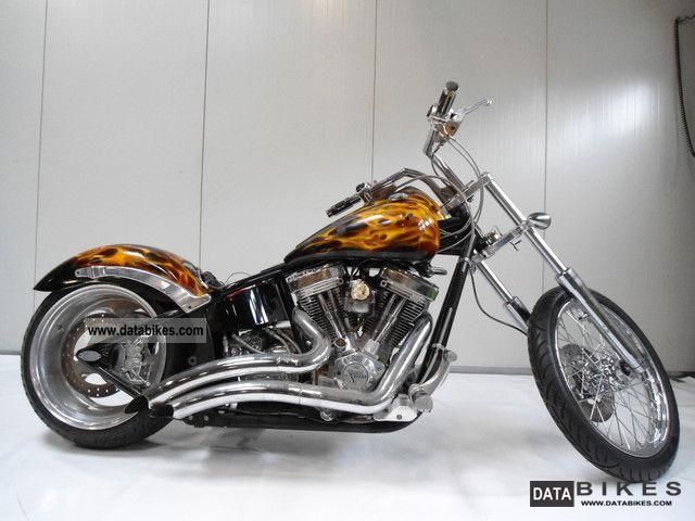 2005 Harley Davidson  BIGDOG MASTIFF Motorcycle Chopper/Cruiser photo