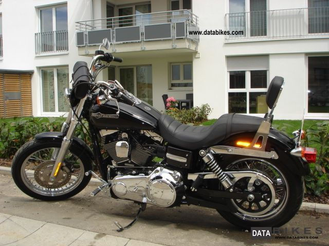 2011 Harley Davidson  Super Glide Custom FXDC Motorcycle Chopper/Cruiser photo