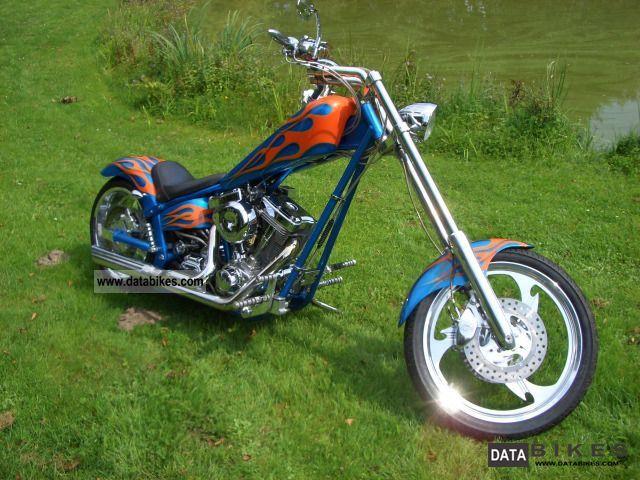 Harley Davidson  Ironhorse Texas Chopper, such as Big Dog 2003 Chopper/Cruiser photo