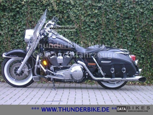 1998 Harley Davidson  FLHRC Road King Classic - Thunderbike Motorcycle Chopper/Cruiser photo