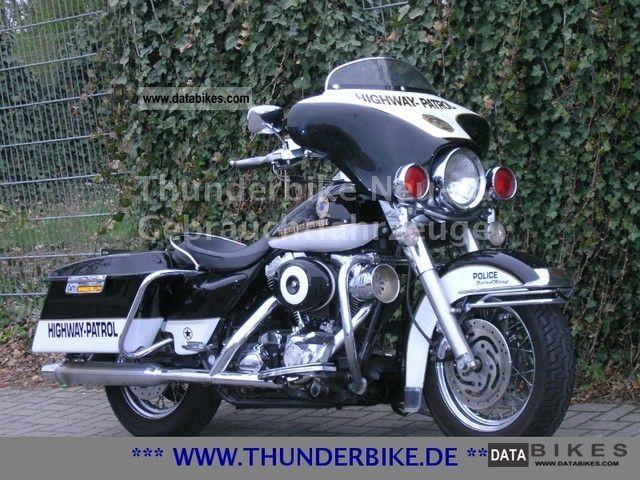 2002 Harley Davidson  FLHRC Road King Classic - Thunderbike Motorcycle Chopper/Cruiser photo