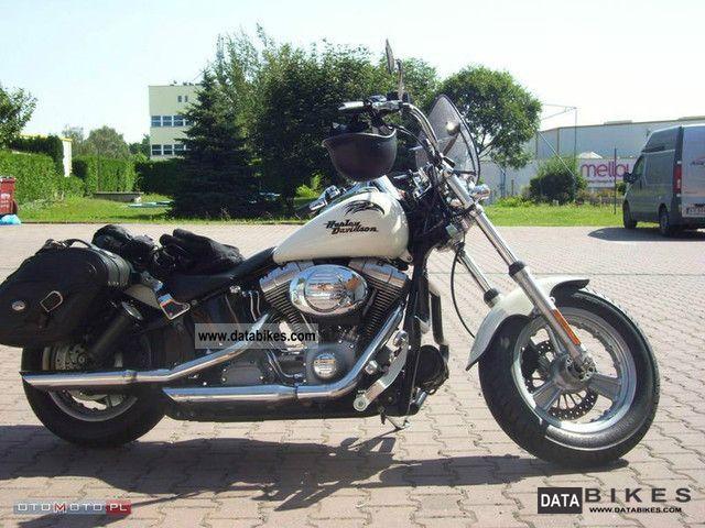 Harley Davidson  FXST 2002 Chopper/Cruiser photo