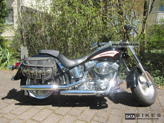 2006 Harley Davidson  Heritage Softail refined single piece Motorcycle Chopper/Cruiser photo
