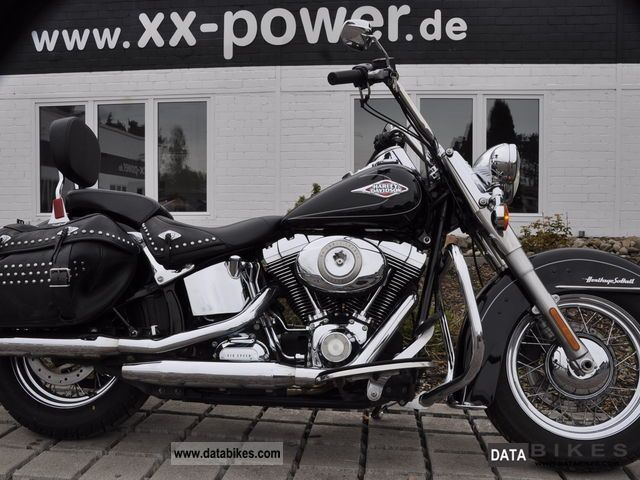 Harley Davidson  Heritage Softail Classic Nr441 2009 Chopper/Cruiser photo