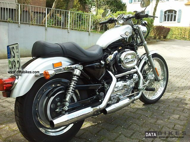 Harley Davidson  XL 1200 Custom - Sportster 873 km-1.Hd.einmalig! 2003 Chopper/Cruiser photo