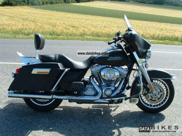 Harley Davidson  E-Glide Standard FLHT 2009 Tourer photo