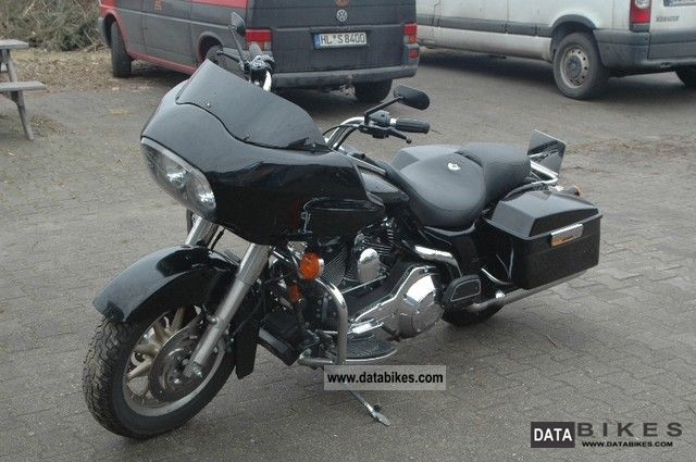 2003 Harley Davidson  Road-Glide Motorcycle Chopper/Cruiser photo