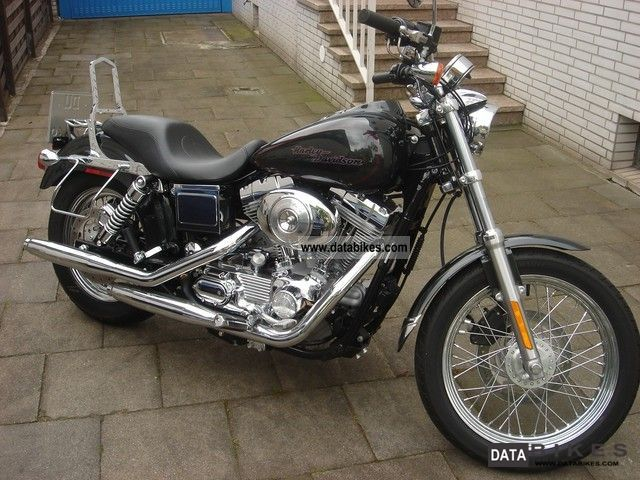 Harley Davidson  FXDL Dyna Super Glide 2005 Chopper/Cruiser photo