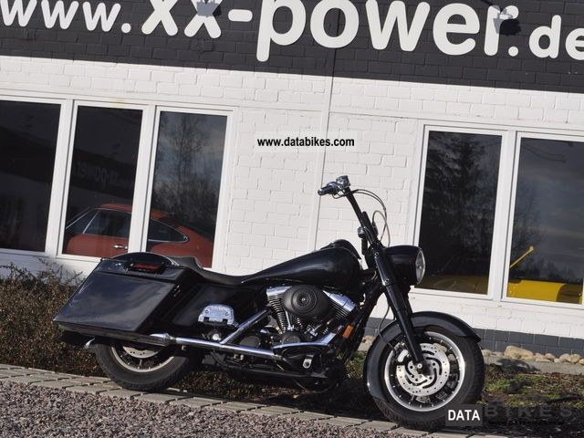 2002 Harley Davidson  Road King EXCAVATOR Nr921 Motorcycle Chopper/Cruiser photo