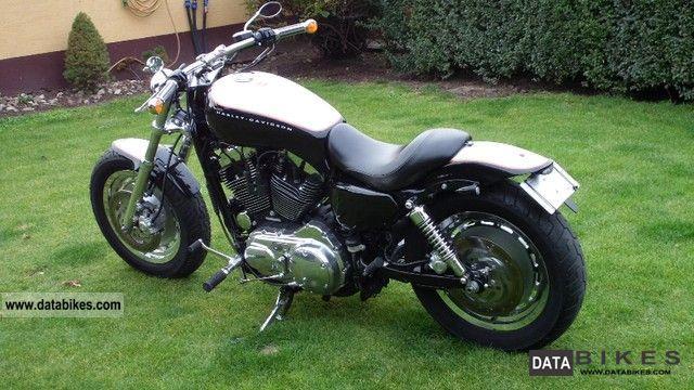 2008 Harley Davidson  HD Sportster Motorcycle Chopper/Cruiser photo