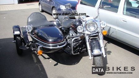 2001 Harley Davidson  Road King Motorcycle Lightweight Motorcycle/Motorbike photo