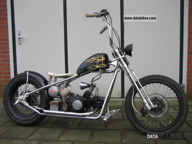 2002 Harley Davidson  Frog 5150 Motorcycle Chopper/Cruiser photo
